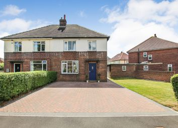 Thumbnail 3 bed semi-detached house for sale in Carrfield Road, Barwick In Elmet