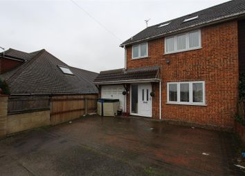 Thumbnail 4 bed semi-detached house to rent in Oyster Close, Sittingbourne