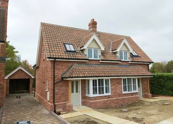 2 bed semi-detached house for sale in 1 Constable Cottages, Plot 6 The Drift, Capel St. Mary, Ipswich IP9