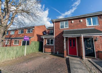 Thumbnail 2 bed semi-detached house for sale in Handley Street, Leicester