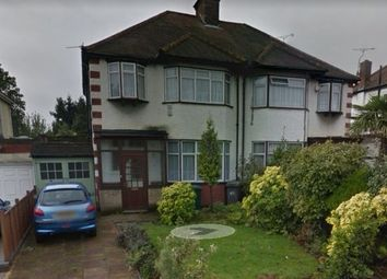 Thumbnail 7 bed terraced house to rent in Great North Way, Hendon