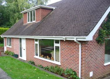 Thumbnail 4 bed detached house to rent in Fawley Green, Fawley