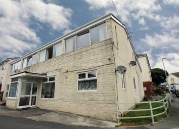 Thumbnail 2 bed flat for sale in Glenfield Road, Plymouth