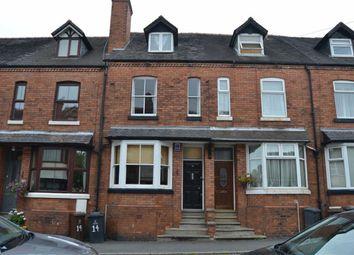 Thumbnail 4 bed terraced house for sale in Shirburn Road, Leek