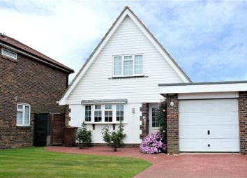 Thumbnail 3 bed detached bungalow for sale in The Dell, Angmering, West Sussex