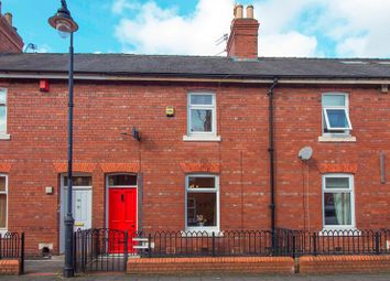 Thumbnail 3 bed terraced house for sale in Ebor Street, Heaton, Newcastle Upon Tyne