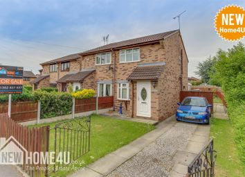 Thumbnail 2 bed semi-detached house for sale in Princess Avenue, Buckley