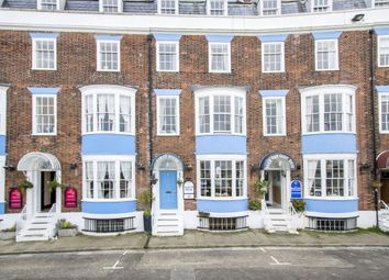 Thumbnail 8 bed terraced house for sale in The Carriages, Victoria Street, Weymouth