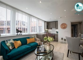 Thumbnail 1 bed flat for sale in Lovell House, Uxbridge, Middlesex