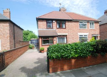 Thumbnail 3 bed semi-detached house for sale in Quarry Lane, South Shields