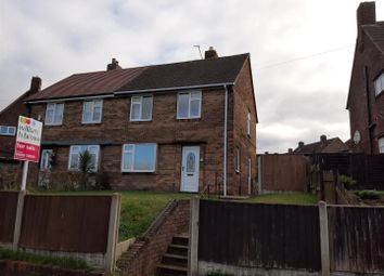 Thumbnail 2 bedroom semi-detached house for sale in Rufford Street, Worksop