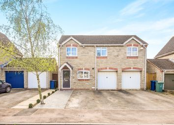 Thumbnail 3 bedroom detached house for sale in Appletree Close, Oxford