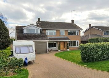 Thumbnail 4 bed detached house for sale in The Avenue, Carlby, Stamford, Lincolnshire