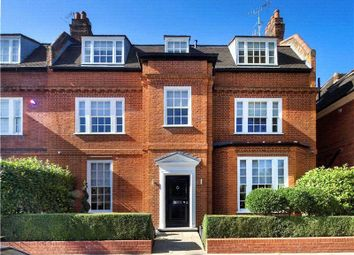 Thumbnail 5 bed semi-detached house for sale in Glenilla Road, Belsize Park, London