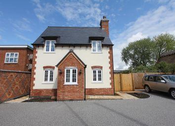 Thumbnail 3 bed detached house for sale in Hinckley Road, Sapcote, Leicester
