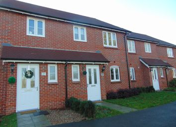 Thumbnail 3 bed terraced house to rent in Jefferson Close, Leacon Road, Ashford