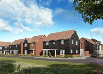 Thumbnail 3 bed town house for sale in Broadmere Road, Beggarwood, Basingstoke