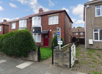 Thumbnail 4 bed flat for sale in Caroline Gardens, Wallsend