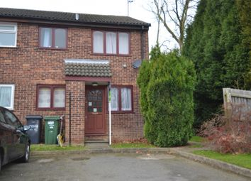 Thumbnail 1 bed semi-detached house to rent in Fairway Road South, Shepshed, Loughborough