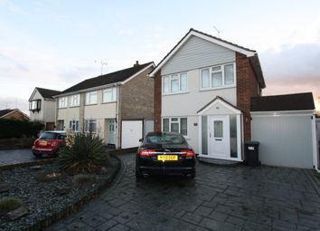 Thumbnail 3 bed property to rent in Pinewood Avenue, Eastwood, Leigh-On-Sea