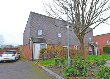 Thumbnail 3 bed end terrace house for sale in Prince Andrew Crescent, Rednal, Birmingham
