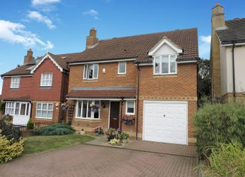 Thumbnail 4 bed detached house for sale in Plantation Cl, Dartford, Greenhithe