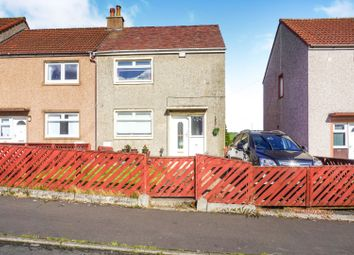 Thumbnail 2 bedroom end terrace house for sale in Nithsdale Road, Ardrossan