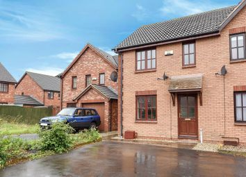 Thumbnail 2 bedroom semi-detached house for sale in Bergamot Place, Oxford OX4,