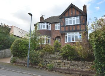 Thumbnail 4 bed detached house for sale in Darley Park Road, Darley Abbey, Derby