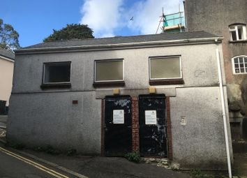 Thumbnail Retail premises for sale in Market Hill, St Austell, St Austell