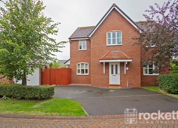 Thumbnail 4 bed detached house to rent in Heaton Way, Weston, Crewe