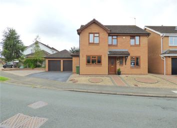 Thumbnail Detached house for sale in St. Marks Close, Evesham