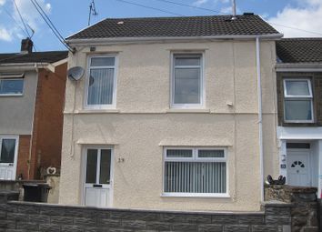 Thumbnail 3 bed end terrace house to rent in Gough Road, Ystalyfera, Swansea, City And County Of Swansea.