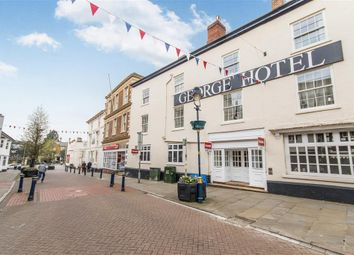 Thumbnail 1 bed flat to rent in High Street, Melton Mowbray