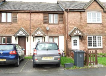 Thumbnail 2 bed terraced house for sale in Danestone Close, Middleleaze, Swindon