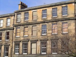 Thumbnail 5 bed flat to rent in Lutton Place, Newington, Edinburgh