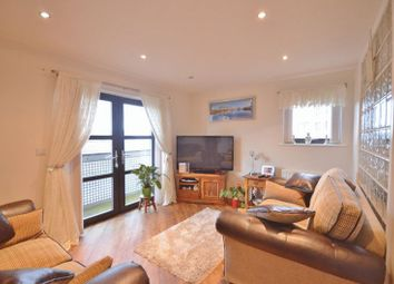 Thumbnail 2 bed flat for sale in Ellen Wharf, Maryport
