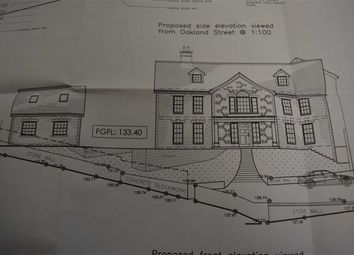 Thumbnail Land for sale in Oakland Street, Mountain Ash