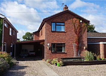 Thumbnail 4 bed detached house for sale in Charles Close, Norwich