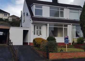 3 bed semi-detached bungalow for sale in St. David Drive, Killay, Swansea SA2