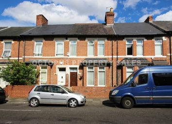 Thumbnail 3 bedroom terraced house for sale in Sidney Grove, Newcastle Upon Tyne