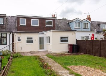 The Avenue, Hambrook, Chichester PO18. 3 bed terraced house for sale