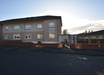Thumbnail 3 bed flat for sale in 41 Loanhead Crescent, Motherwell