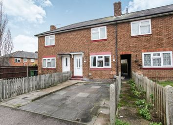 Thumbnail 2 bedroom terraced house for sale in Solway Road North, Luton