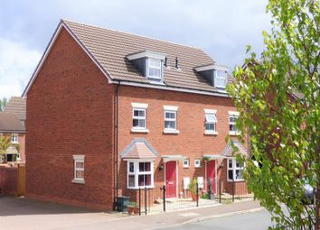 Thumbnail 4 bed semi-detached house for sale in Waddington Way Kingsway, Quedgeley, Gloucester