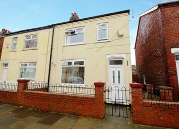 Thumbnail 3 bedroom semi-detached house for sale in Hampden Street, South Bank, Middlesbrough