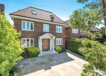 Thumbnail 6 bed detached house for sale in Parklands Drive, Finchley