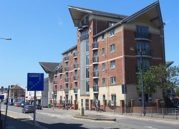 Thumbnail 2 bedroom flat to rent in Millennium View, Fitzhamon Embankment, Cardiff