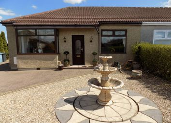 Thumbnail 3 bed semi-detached bungalow for sale in Meadowhead Road, Plains, Airdrie