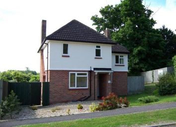 Thumbnail 3 bed detached house to rent in Harefield Crescent, Netheravon, Salisbury